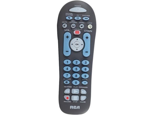 RCA RCR314WR Universal 3 Device Remote Control