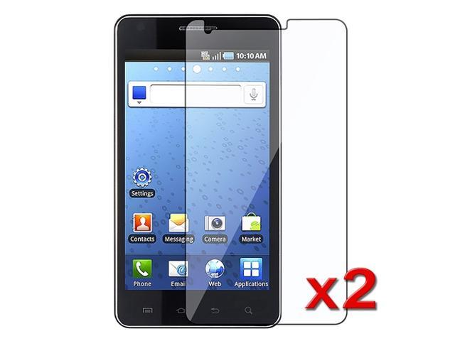 2pcs Screen Protector compatible with Samsung© Infuse 4G i997 New