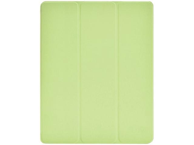 iLuv Green Slim Folio Cover for iPad Mini Model ICA8H343GRN