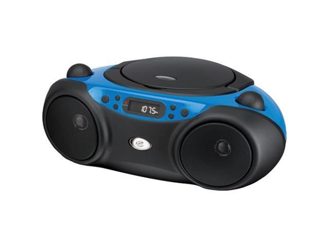 GPX BC232R CD Boombox with AM/FM Radio