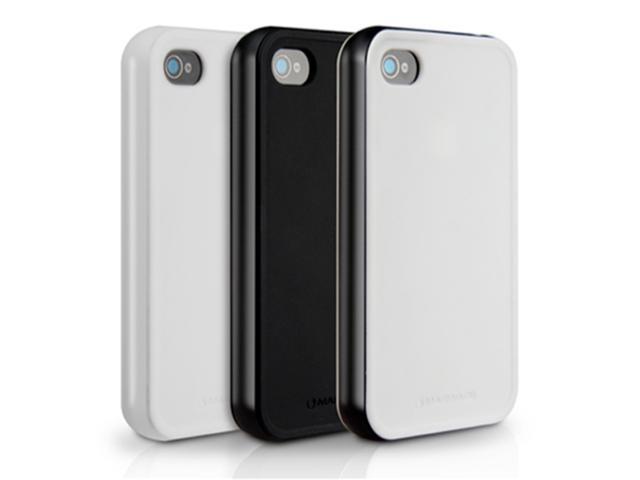 Marware Apple® iPhone® 4 / 4S Eclipse Silicone Case, Blue / Black