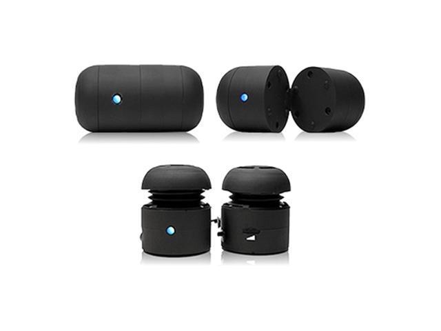 Chill Pill Audio Speaker, Black