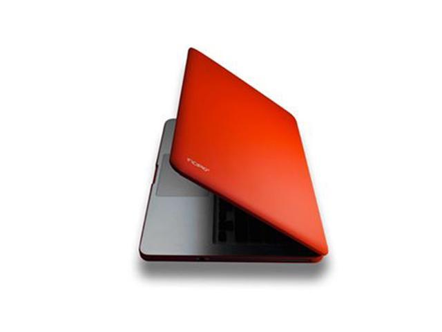 Incipio Apple® MacBook® Pro 13 Feather Snap-on Case, Red
