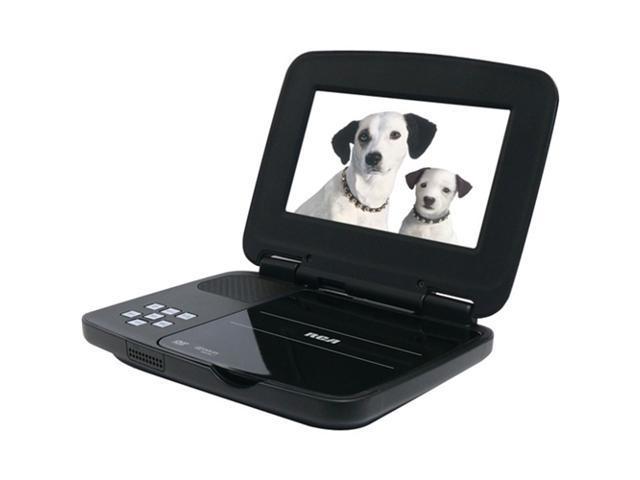 Rca Drc99373E 7 Portable Dvd Player