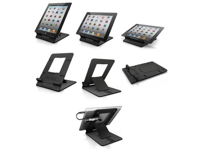 IK Multimedia iKlip Studio desktop stand compatible with Apple iPad