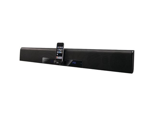JVC THBC3 Soundbar Home Theater System with Apple iPod Dock
