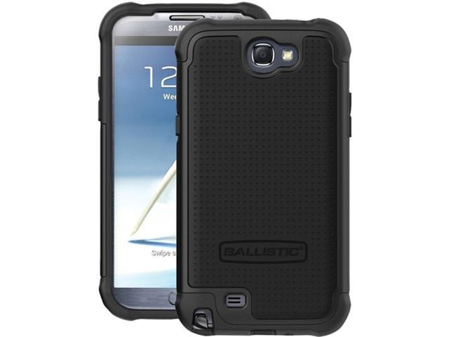 Ballistic Black SG TPU Case for Samsung Galaxy Note 2 SG1072-M005