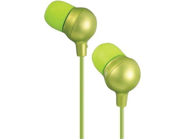 Jvc Hafx30G Marshmallow Inner Ear Headphones (Green)