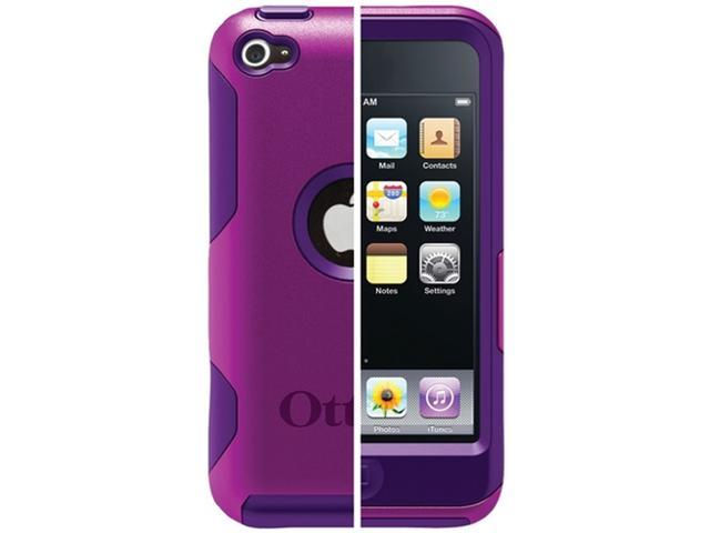 OtterBox Pink/Purple Boom Solid Commuter Case for iPod Touch 4th Generation 77-20239