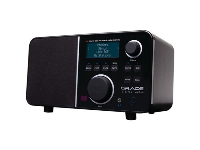 Grace Digital Audio Gdi-Ir2600 Wireless Radio & Media Streamer