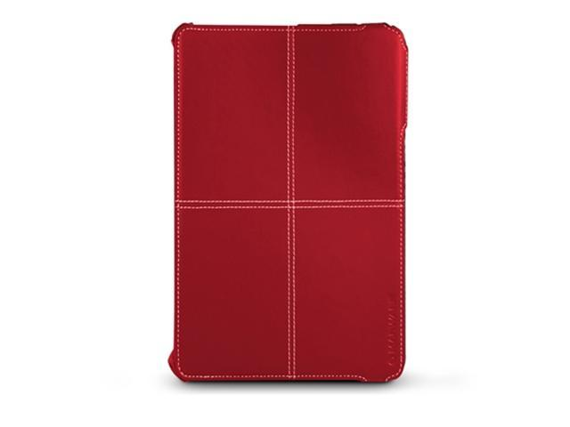MarBlue Hybrid Leather Folio for iPad Mini - Model AIHB17