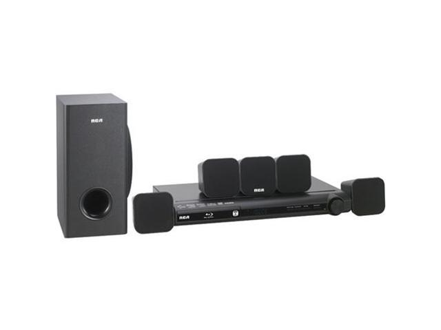 RCA RTB1016WE 300-Watt Blu-ray(TM) Home Theater System with Wi-Fi