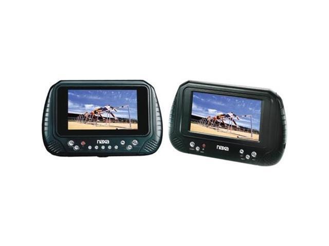 NAXA Portable DVD Player