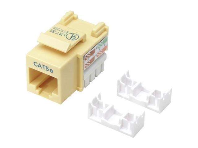 INTELLINET NETWORK SOLUTIONS 210133 CAT-5E Keystone Jack