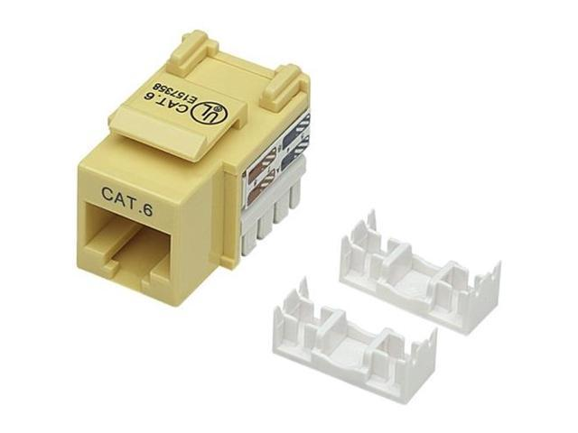 INTELLINET NETWORK SOLUTIONS 210584 CAT-6 Keystone Jack