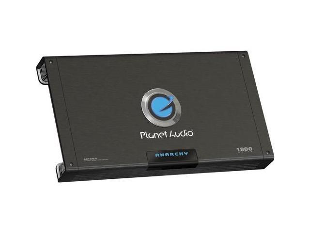 PLANET AUDIO AC1800.5 ANARCHY MOSFET 1800W 5-CHANNEL CAR STEREO POWER AMP NEW