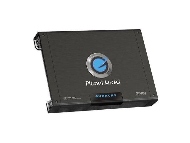 PLANET AUDIO AC2500.1M ANARCHY 2500 WATT CLASS A/B MONO POWER AMP CAR STEREO NEW