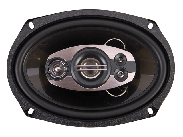 "Power Acoustik CF-694 6"" x 9"" Car Speakers"