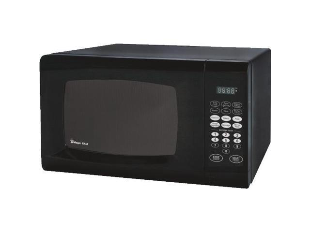 0.9cu Black Microwave MCM990B