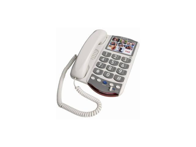 Clarity P-400 Amplified Phone with PicturePerfect Dialing