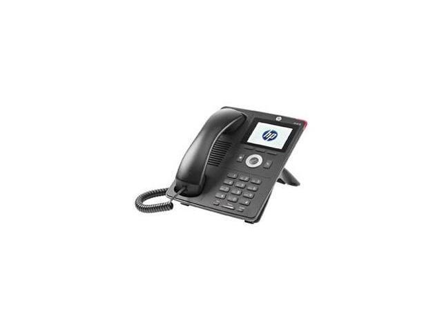 HP 4110 IP Phone - Cable - Wall Mountable, Desktop