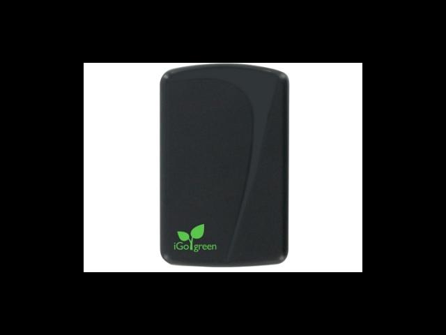 iGo PS00285-0001 Black Wall Charger