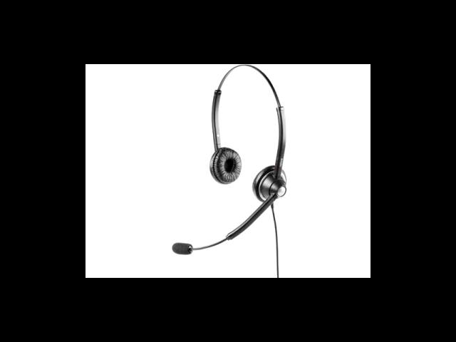 Jabra Biz 1925 3.5mm Connector Duo Noise Canceling QD Connect Headset