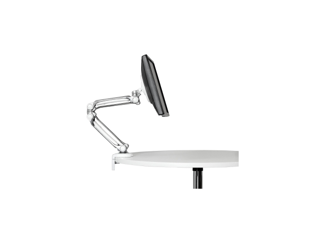 """Atdec Levitate Mounting Arm for Flat Panel Display - 27"""" Screen Support - 19.80 lb Load Capacity - Aluminum, Stainless Steel ..."""