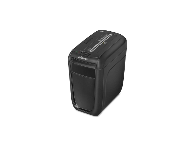 Fellowes Powershred 60Cs Powershred 60Cs Light-Duty Cross-Cut Shredder, 10 Sheet Capacity
