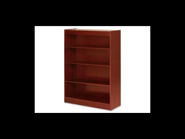 Lorell Four Shelf Panel Bookcase 1 EA