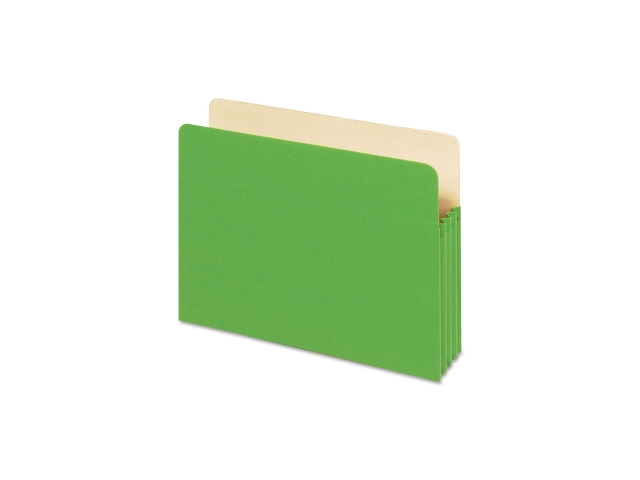 Globe-Weis Colored File Pocket 1 EA