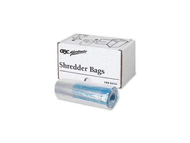 Shredder Bags, 6-8 Gal Capacity