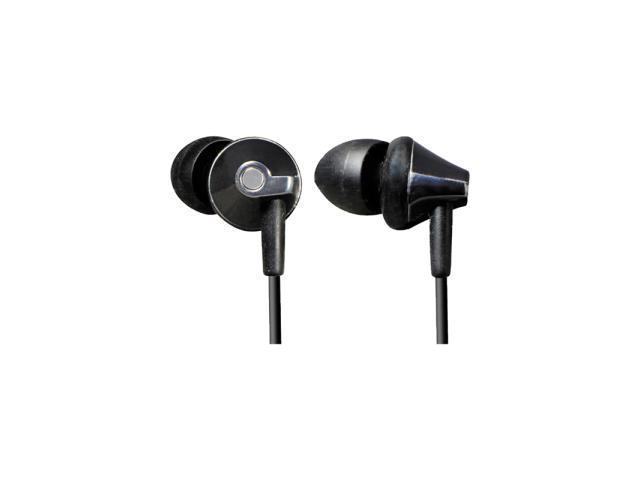 Panasonic Black 3.5mm Stereo earphones with MIC for Mobile phones RP-TCW290-K