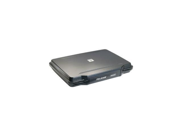 "Pelican HardBack 1095 Carrying Case for 15"" Notebook - Black"