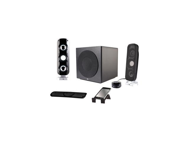 Cyber Acoustics CA-3908 Home Audio Speakers