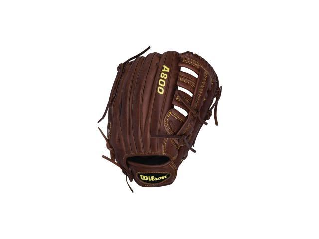 Wilson WTA0800BB125 GAME READY SOFTFIT Glove - Throwing Hand Right, 12.5 in