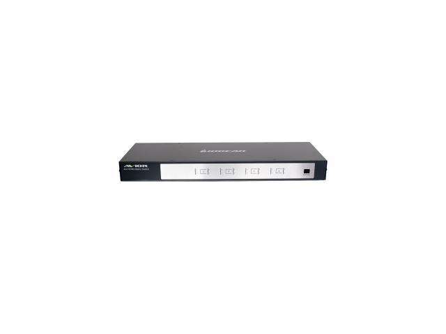 IOGEAR 4x4 HDMI Matrix Switch with RS-232 GHMS8044
