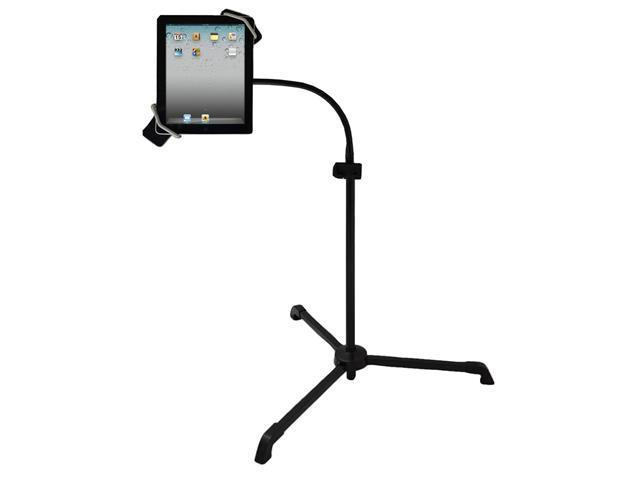 Universal Tablet PC/Android/Kindle/iPad Floor Stand For Music, Reading, Bedside Use,Fitness Use