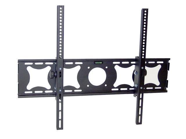 "Pyle PSW101CM Black 36""-65"" Tilt TV Wall Mount Bracket, 132 lbs"