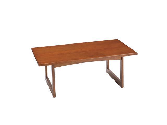 "Safco 7964CY Urbane® Coffee Table 42""w x 21""d x 16""h Cherry - OEM"