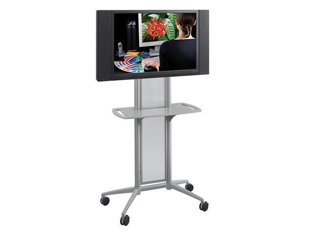 Safco 8926GR Impromptu® Flat Panel TV Cart 38