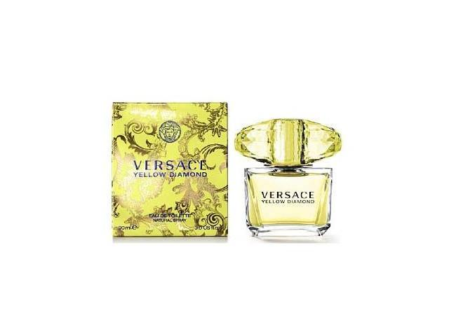 Versace - Yellow Diamond Eau De Toilette Spray 90ml/3oz
