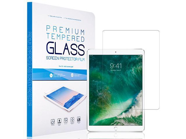 Apple iPad Pro 2 (10.5 inch) Screen Protector, [Tempered Glass] Ultimate Tempered Glass Impact-Resistant