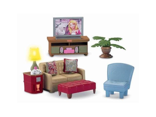 Fisher-Price Loving Family Room Furniture