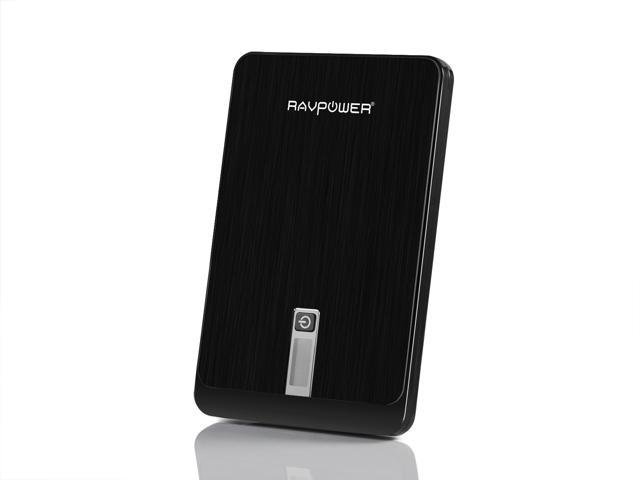 RAVPower Xtreme 23000mAh 3-Port Portable External Battery Charger with (9V/12V/16V/19V/20V Multi-Voltage 4.5A Max output) for Notebooks, Digital Cameras, iPhone, iPad and any other USB-Charged devices