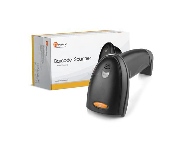 TaoTronics TT-BS016 Bluetooth Wireless Barcode Scanner Supports Windows, Android, iOS, Mac OS and Works with iPad, iPhone, Android Phones, Tablets or Computers