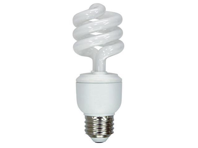 GE 13W T3 E26 Compact Fluorescent Bulb