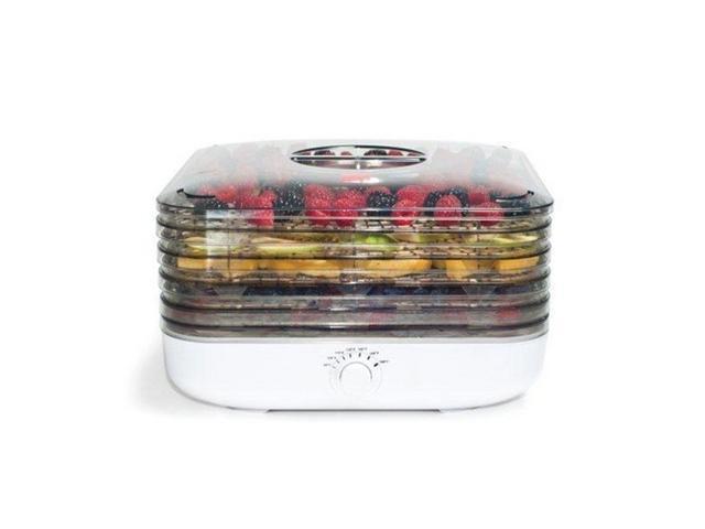 Ronco EZ-Store Turbo 5-Tray Food Dehydrator