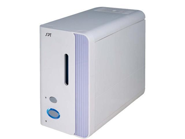 SPT SU-2653 Warm-Mist Humidifier w/ Fragrance Oil Diffuser
