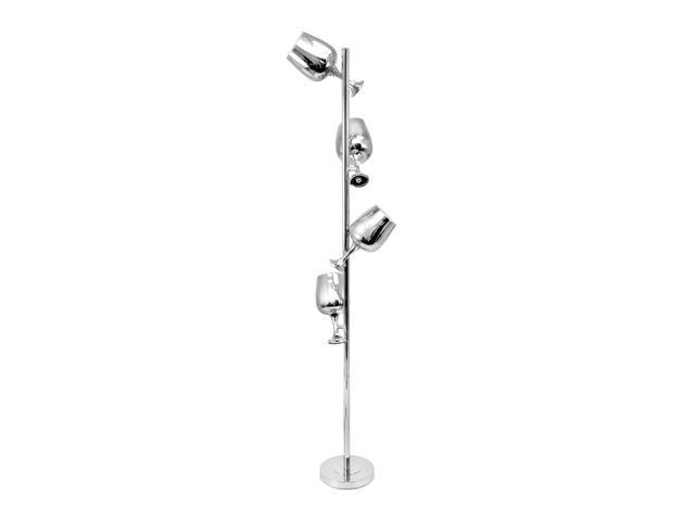 LumiSource LS-K-VINOFL Vino e Vino Floor Lamp